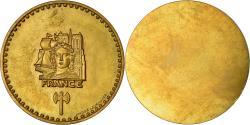 World Coins - France, Medal, Philippe Pétain, Epreuve Uniface de Revers, Paris, 1943