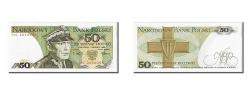 World Coins - Poland, 50 Zlotych, 1988, KM #142c, 1988-12-01, UNC(65-70), HC2096095