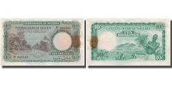 World Coins - Banknote, Nigeria, 10 Shillings, 1958-09-15, KM:3a, EF(40-45)
