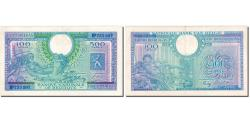 World Coins - Banknote, Belgium, 500 Francs-100 Belgas, 1943, 1943-02-01, KM:124, EF(40-45)