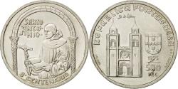 World Coins - PORTUGAL, 500 Escudos, 1995, KM #686, , Silver, 13.99