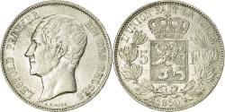 World Coins - Coin, Belgium, Leopold I, 5 Francs, 5 Frank, 1850, , Silver, KM:17