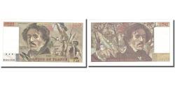 World Coins - France, 100 Francs, Delacroix, 1981, UNC(65-70), Fayette:69.5, KM:154b