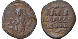 Ancient Coins - Coin, Anonymous, Follis, 1042-1055, Constantinople, , Copper, Sear:1836