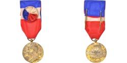 World Coins - France, Médaille d'honneur du travail, Medal, 1981, Good Quality, Vermeil, 27