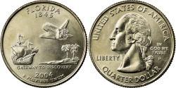 Us Coins - Coin, United States, Quarter, 2004, U.S. Mint, Philadelphia,