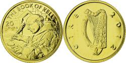 Ancient Coins - IRELAND REPUBLIC, 20 Euro, The book of Kells, 2012, , Gold