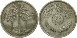 World Coins - Coin, Iraq, 50 Fils, 1990, , Copper-nickel, KM:128