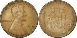 Us Coins - Coin, United States, Lincoln Cent, Cent, 1949, U.S. Mint, San Francisco