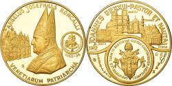 World Coins - Vatican, Medal, Béatification du Pape Jean XXIII, , Gold