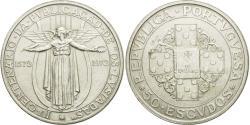 World Coins - Coin, Portugal, 50 Escudos, 1972, , Silver, KM:602