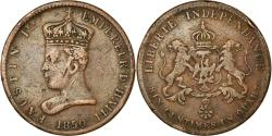 World Coins - Coin, Haiti, 6-1/4 Centimes, 1850, , Copper, KM:38