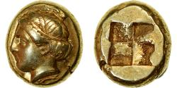 Ancient Coins - Coin, Ionia, Phokaia, Hekte, 478-387 BC, , Electrum, Bodenstedt:90