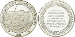 World Coins - France, Medal, François Ier, Marignan, History, , Silver