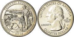 Us Coins - Coin, United States, North Dakota, Quarter, 2016, Philadelphia,