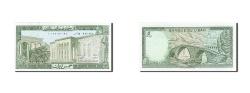 World Coins - Lebanon, 5 Livres, 1986, KM #62d, UNC(65-70)