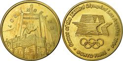 Us Coins - United States of America, Medal, Jeux Olympiques de Los Angeles, 1984