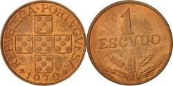 World Coins - Portugal, Escudo, 1979, , Bronze, KM:597