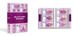 World Coins - Album, with 70 pages for 420 Touristics Banknotes, Leuchtturm:349260