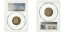 World Coins - Coin, Haiti, 20 Centimes, 1895, Paris, PCGS, AU58, Silver, KM:45, graded