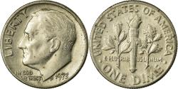 Us Coins - Coin, United States, Roosevelt Dime, Dime, 1973, U.S. Mint, Philadelphia
