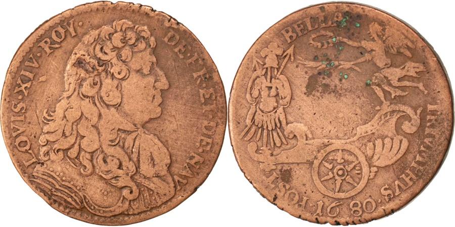 World Coins - France, Royal, Token, , Copper, 26, 6.10