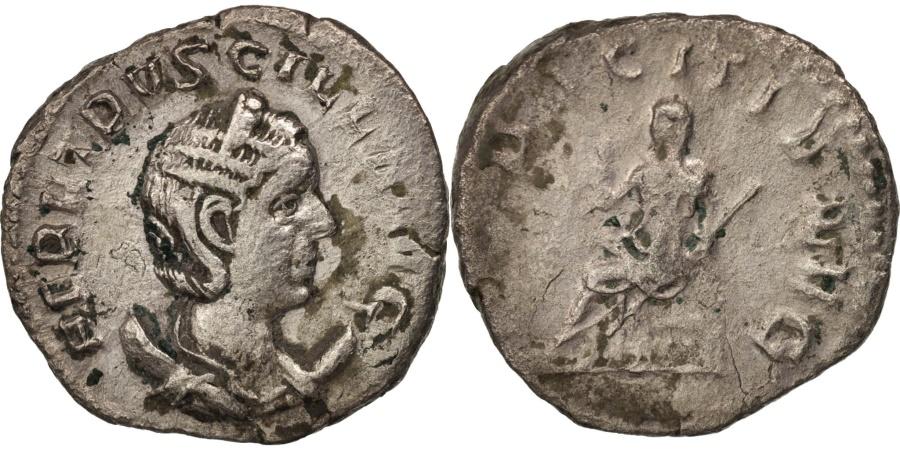 Ancient Coins - Herennia Etruscilla, Antoninianus, Rome, , Billon, RIC:59b