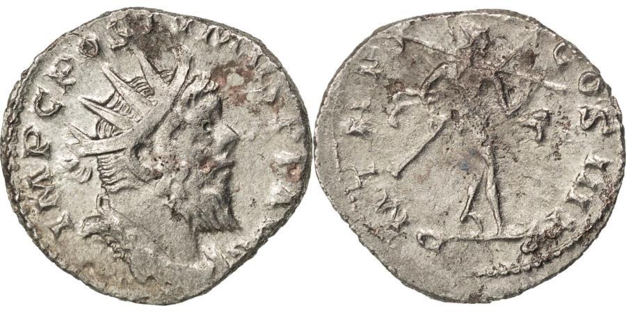 Ancient Coins - Coin, Postumus, Antoninianus, 260-269, Trier or Cologne, , Billon