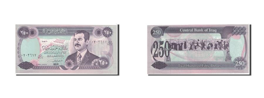 World Coins - Iraq, 250 Dinars, 1995, KM:85a1, UNC(65-70)
