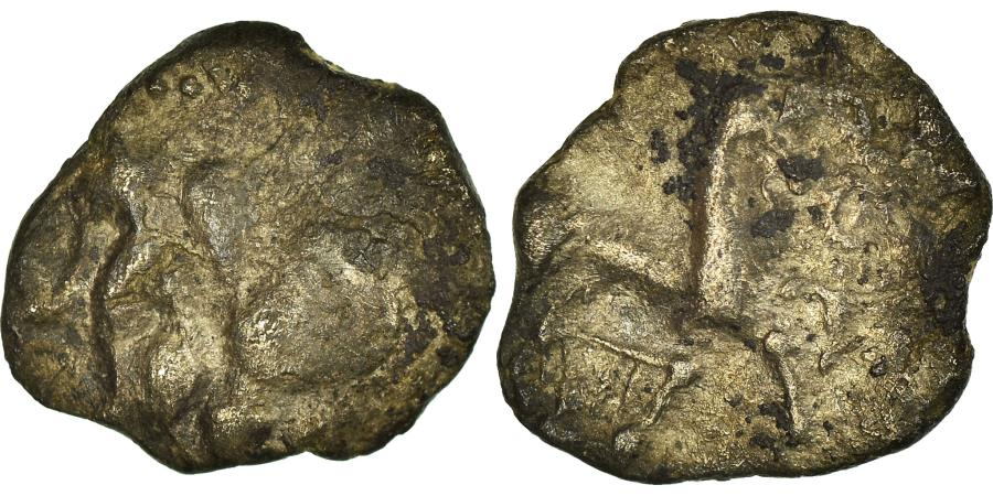 Ancient Coins - Coin, Aedui, Denarius, , Silver, Latour:4858