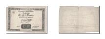 France, 10 Livres, 1792, KM:A66b, 1792-10-24, VF(20-25)