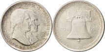 Us Coins - United States, Half Dollar, 1926, Philadelphia, MS(60-62), Silver, KM 160
