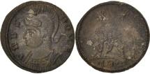 Constantine I, Nummus, 333-334, Trier, EF(40-45), Copper, RIC:542