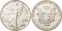 Us Coins - United States, Dollar, 1988, Philadelphia, MS(65-70), Silver, KM:273