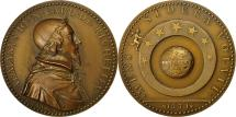 World Coins - France, Medal, Le Cardinal de Richelieu, Warin, AU(55-58), Bronze