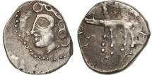 Sequani, Quinarius SEQVANOIOTVOS, AU(50-53), Silver, Delestrée:3244