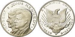 Us Coins - United States of America, Medal, Robert E. John Kennedy, Politics, Society, War