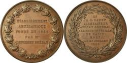 World Coins - France, Medal, Second Empire, Mr Sapey, Avocat à la Cour Impériale de Paris