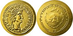 World Coins - Coin, Palau, Dollar, 2010, Germanicus, , Gold