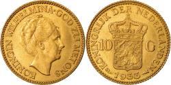 Ancient Coins - Coin, Netherlands, Wilhelmina I, 10 Gulden, 1933, , Gold, KM:162