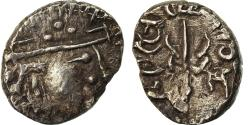 Ancient Coins - Coin, Śri Yashaaditya, Obol, 6TH CENTURY, Hunnic Tribes, , Silver