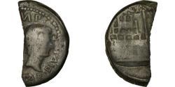Ancient Coins - Coin, Julius Caesar, Dupondius, 36 BC, Vienne, , Copper, RPC:517
