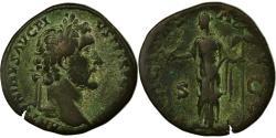 Ancient Coins - Coin, Antoninus Pius, Sestertius, 145-161, Rome, , Bronze, RIC:770