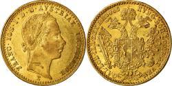Ancient Coins - Coin, Austria, Franz Joseph I, Ducat, 1865, Karlsburg, , Gold, KM:2264