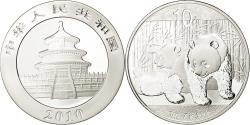 World Coins - CHINA, PEOPLE'S REPUBLIC, 10 Yüan, 2010, MS(65-70), Silver, KM:1931