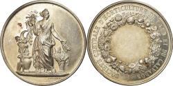 World Coins - France, Medal, Société d'Horticulture de Caen et du Calvados, Pingret