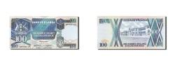 World Coins - Uganda, 100 Shillings, 1988, KM #31b, UNC(65-70), QP 506125