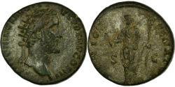 Ancient Coins - Coin, Antoninus Pius, Dupondius, Roma, , Copper, RIC:660a