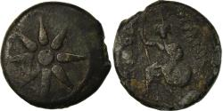 Ancient Coins - Coin, Kingdom of Macedonia, Bronze Æ, c. 300 bc, Uranopolis, , Bronze