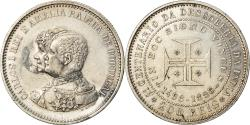 World Coins - Coin, Portugal, Carlos I, 200 Reis, 1898, , Silver, KM:537
